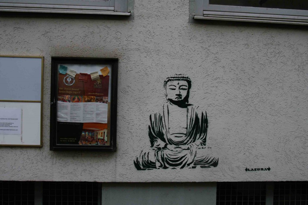 Lacuna, Hannover, Germany - 15. October 2014